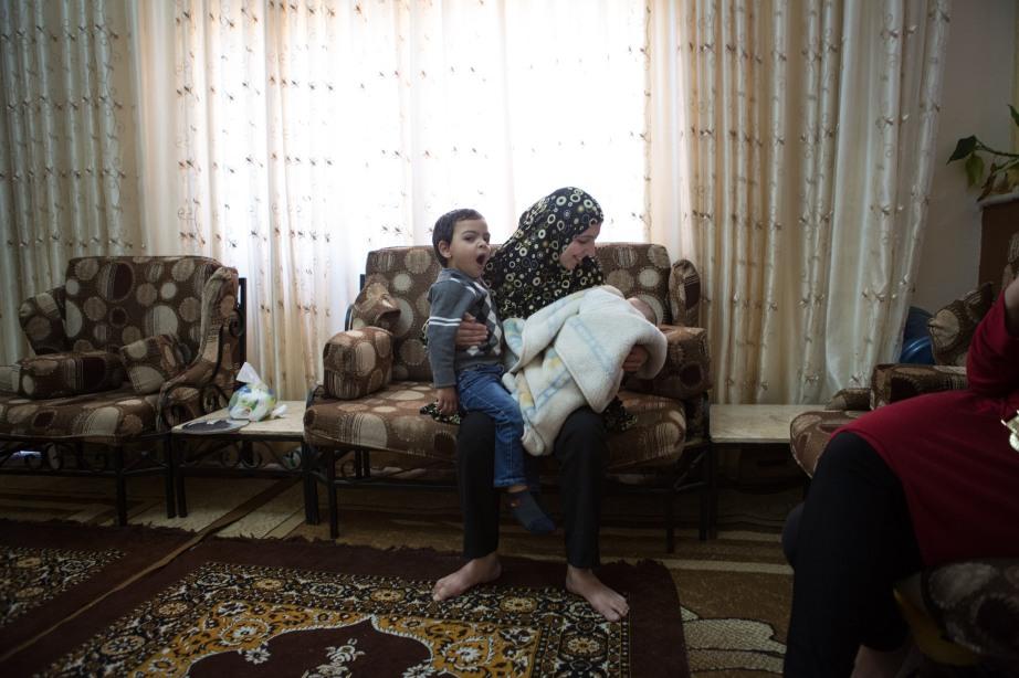 MENA social innovators in Jordan, 2014.